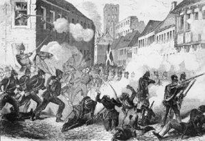 1848-1850, Kampen ved Kolding