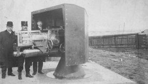 Bangsbofortets historie, Lomholdt kanon
