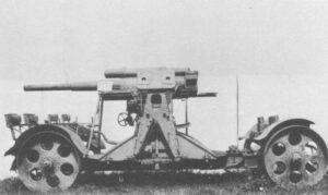 Sikri8ngsstillibngens andre batterier, 88 mm. FLAK kanon