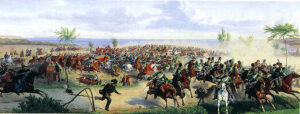 1. Slesvigske krig, rytterslaget ved Aarhus