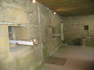 Bangsbofortet granat- og ladningsmagasin