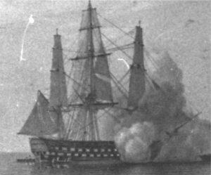 Begivenhederne 18848-1850, slaget ved Eckernförde