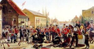 Begivenhederne fra 1848-1850, slaget ved Bov