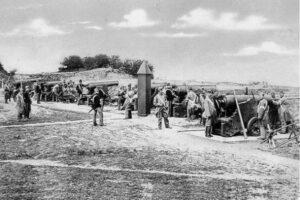 1864 Østrigske tropper efter besættelsen af Fredericia