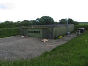 Sigerslev NIKE afskydningsplads, hangar B