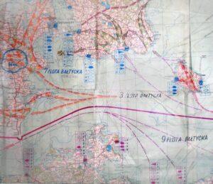 Danske anlæg fra den kolde krig, Angrebsplan