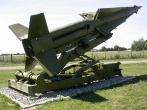 Forsvaret på Stevns, NIKE Hercules raket.
