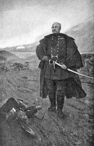 1. Slesvigske krig, general Olaf Rye
