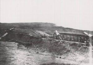 Belejringen af Dybbøl, Preussiske kanoner ved Vemmingbund