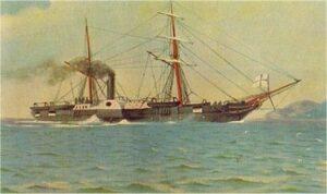 Slaget ved Helgoland, Preussischer Adler