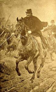 Krigen 18848-18590, general Schleppegrell