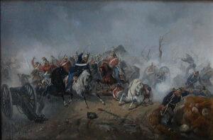 Begivenhederne fra 1848-1850, Slaget ved Slesvig
