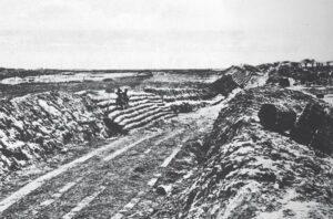 Stormen på Dybbøl 18. april 1864, stormparallel