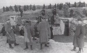 Sikringsstilling Nord, fæstningsfanger ved Arrild