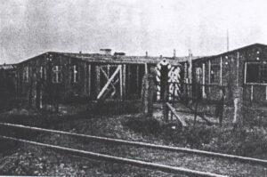 Krigs- og fæstningsfanger i Sikringsstilling Nord, Toftlundlejren
