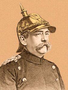 Optræk til krigen 1864, Otto von Bismarck