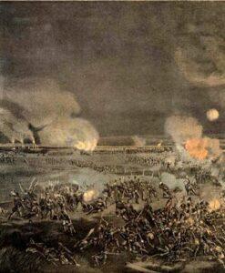 Begivenhederne 18848-1850, slaget ved Frederiksstad