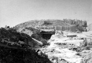 Stormen på Dybbøl 18. april 1864, skanse V