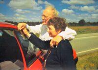 Mogens Scott Hansen, Scott og hustruen Mette Sarus