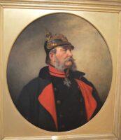 Optræk til krigen 1864, Kaiser Wilhelm I
