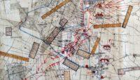 Sikringsstilling Nord på Google Maps, nøglekort