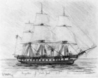 Den danske Flåde 1864, skruefregatten Niels Juel