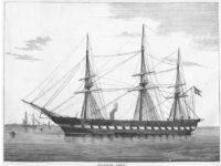 Den danske Flåde 1864, skruefregatten Sjælland
