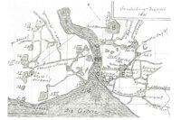 Festtung Sonderburg-Dyppel, kort fra 1871