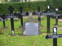 Grave og mindesten fra 1864, Flensborg