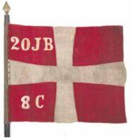 Ordre de Bataille, dansk fane 1864