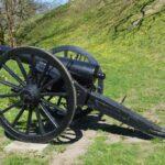 Artilleriet 1864, 12 punds feltkanon