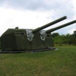 Stevnsfortets artilleri, pjwece 1