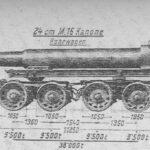 Sikringsstilling Nord, kanon undr transport