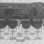 Sikringsstilling Nord, kanon transport