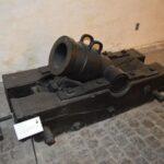 Artilleriet 1864, 84 pund bronzemorter