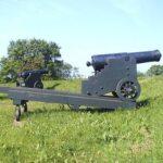 Artilleriet 1864, 84 pund kuglekanon