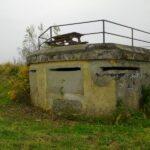 Aarøsund kystbatteri, ildlederbunkeren