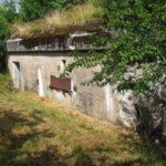 Sikringsstilling Nord, Andholm Batteri ammunitionsbunker