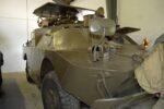 Danske anlæg fra den kolde krig, BRDM 2