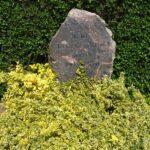 Grave og mindesten på Dybbøl Banke, føllesgrav