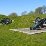 Artilleriet 1864, Bronzekanon 1766 Karl af Hessen