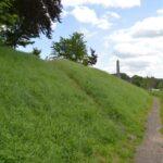 mindesmærker 1848-1850, Bustorff fællesgrav med over 500