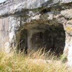 Drengsted Batteri, Sprængt hul i ammunitionsbunker