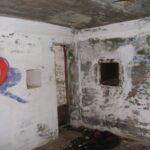 Ammunitionsrum i bunker
