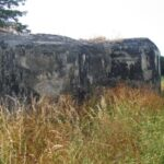 Ammunitionsbunker i Drengsted Batteri