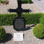 Grave og mindesten på Dybbøl Kirkegård, Paul Müller