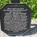 Grave og mindesten på Dybbøl Kirkegård, 17 Preussere