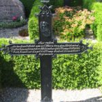 Grave og mindesten på Dybbøl Kirkegård, Poch og Engel