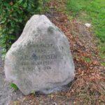 Grave og mindesten på Dybbøl Banke