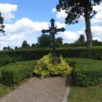 Grave og mindesten på Dybbøl Banke, fællesgravene